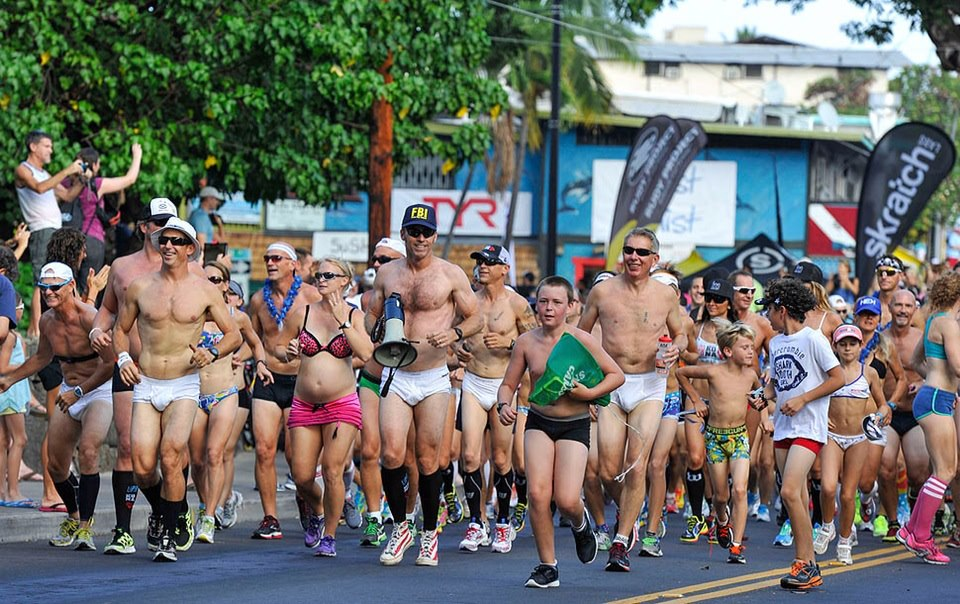 Fun Run Kailua-Kona Ironman World Championships